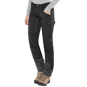 Lundhags Makke - Pantalon Femme - Long noir